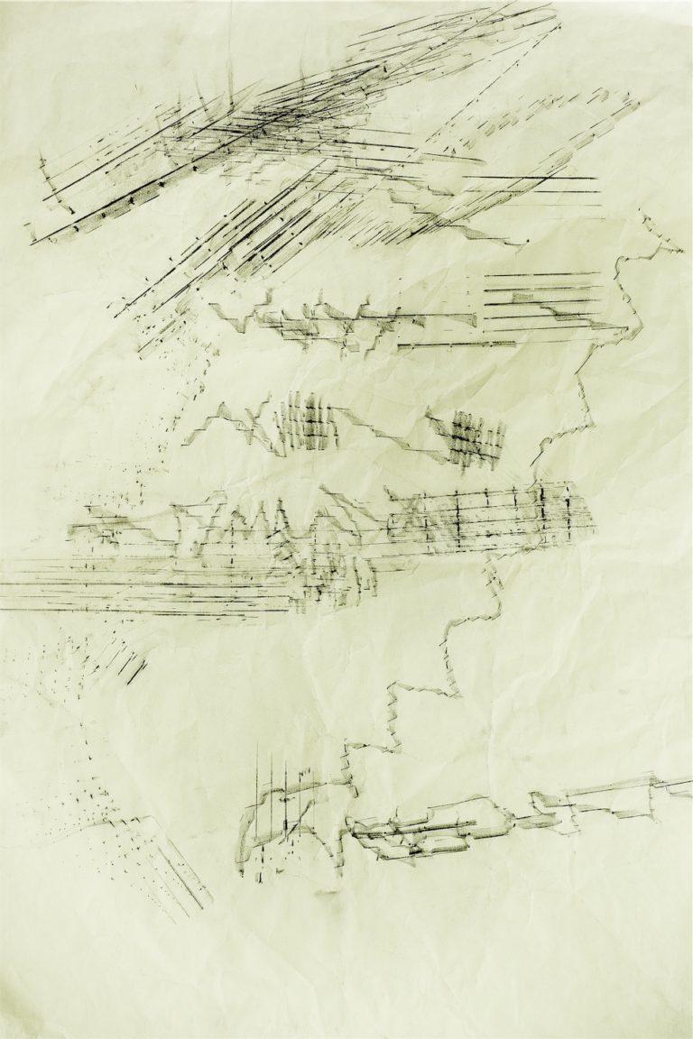Detail du projet Guitar Scores , de Quentin Aurat - 2011